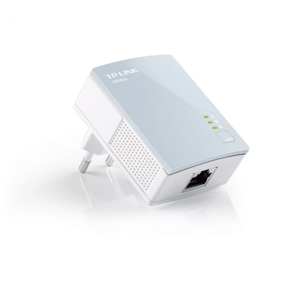 netzwerk ber die steckdose tp link pa411 power line adapter im test gadget. Black Bedroom Furniture Sets. Home Design Ideas