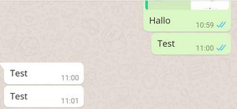 Personen whatsapp bestimmte online für verbergen WhatsApp Online